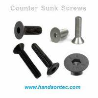 Counter Sunk Cap Screws
