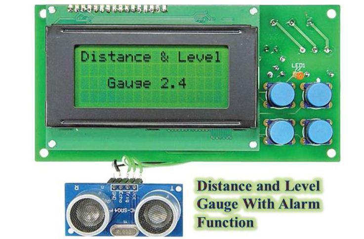 distance level meter-600