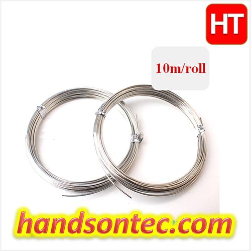 Tinned Bare Copper Wire Ø0.57mm x 10m – HandsOn Tech