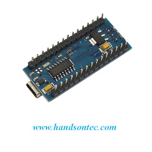 Arduino nano compatible controller board handson tech