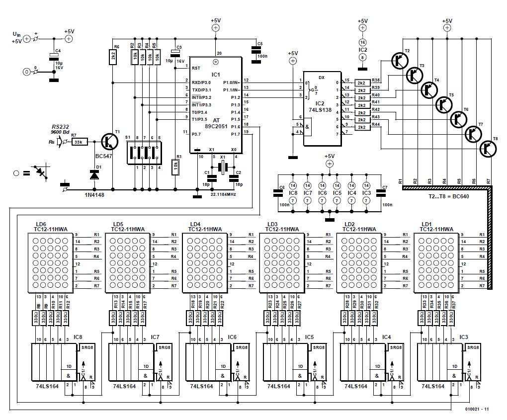 Display Multiplexing