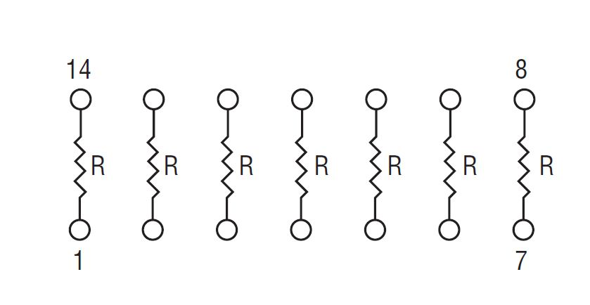 10k u03a9 isolated resistor network  u2013 handson tech