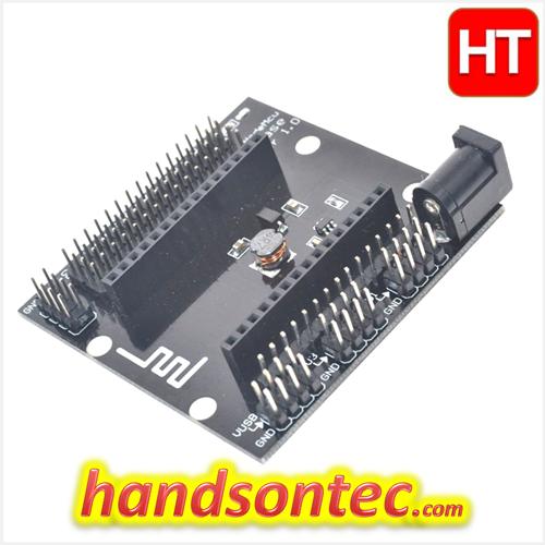 ESP8266 NodeMCU I/O Expansion Board